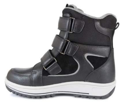Ортопедические ботинки Sursil-Ortho А45-136_M для мальчиков серый