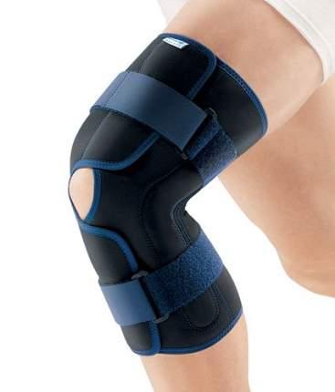 Ортез на коленный сустав согревающий, разъемный RKN–203 Orlett, р.L