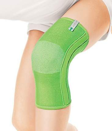 Ортез на коленный сустав для детей DKN-203(P) Orlett, р.M, зеленый
