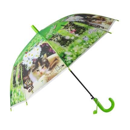 Зонт детский Джамбо Кошки JB0206276, в комплекте свисток, 50 см