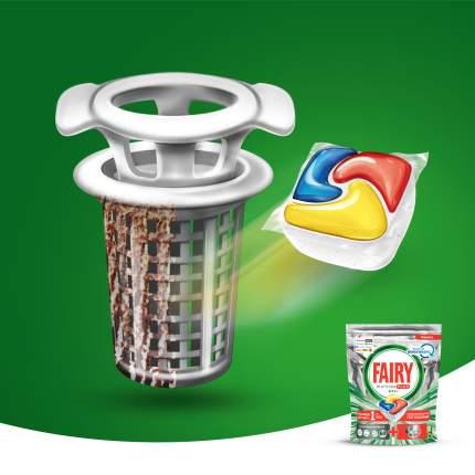 Капсулы для пмм Fairy Platinum Plus все-в-одном лимон 50 шт