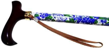 Трость c Т-образной ручкой и ремешком (до 120кг) TN-123 Тривес