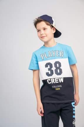 Кепка детская PlayToday, цв.мультиколор, р-р 56