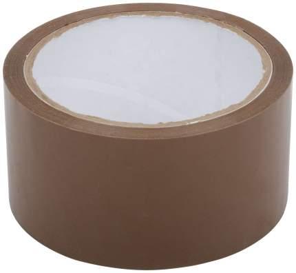 Скотч упаковочный коричневый, толщина 40 мкр, 48 мм х 140 м 11087