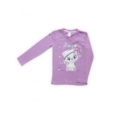 Джемпер для девочек Bella veza, цв. фиолетовый, р-р 116