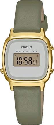 Наручные часы кварцевые женские Casio LA670WEFL