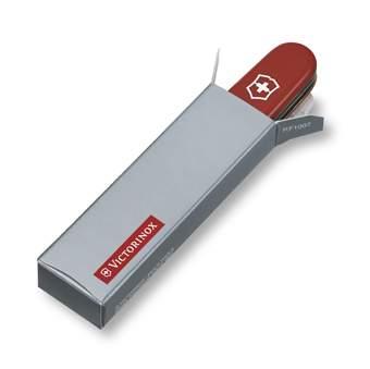 Мультитул Victorinox Angler 1.3653.72 91 мм красный/серебристый, 18 функций