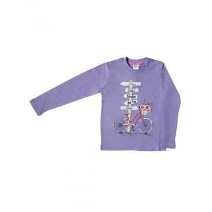 Джемпер для девочек Bella veza, цв. фиолетовый, р-р 128