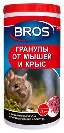 Гранулы от крыс и мышей, 250 гр