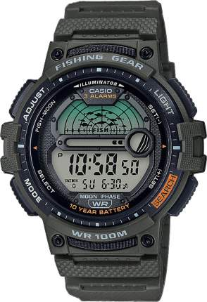 Наручные часы кварцевые мужские Casio WS-1200H