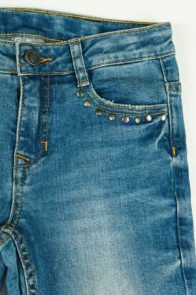 Джинсы для девочки Gulliver, цв.голубой, р-р 146