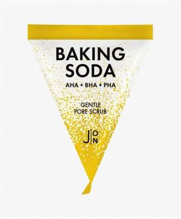 Скраб для лица с содой J:ON BAKING SODA GENTLE PORE SCRUB, 20 шт * 5гр
