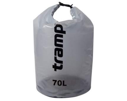 Гермомешок Tramp TRA-108 clear 70 л