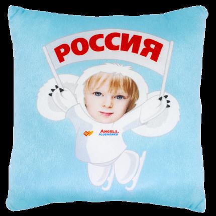 Игрушка-подушка Чебусашка LVY018