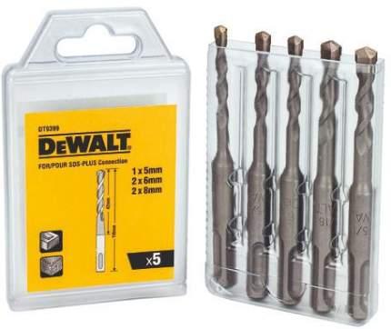 Набор буров DEWALT 52мм SDS+ (Extreme2 DT9399-QZ)