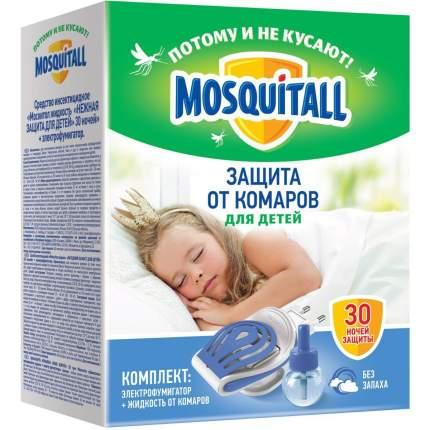 Фумигатор Москитолл 24339 Нежная защита для детей 30 ночей
