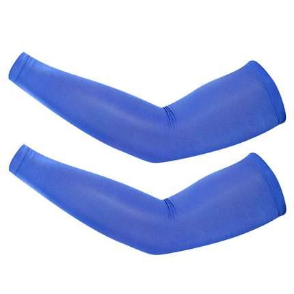 Рукав компрессионный Atlanterra AT-ARM-5, ярко-синий, L