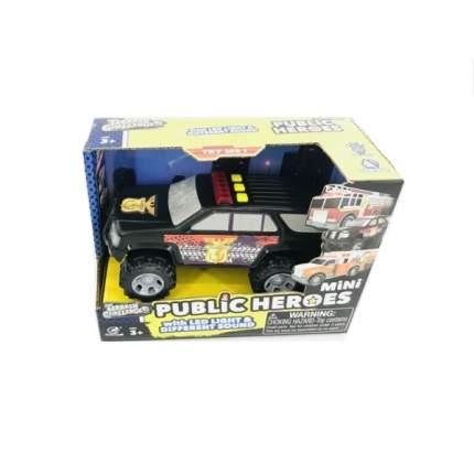 Машина Shantou Gepai B1853666 Полиция, со световыми и звуковыми эффектами