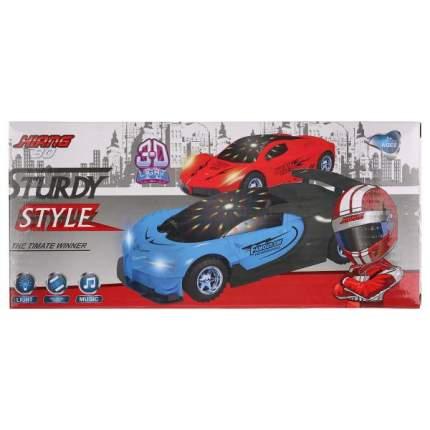 Машина Shantou Gepai B1853330 со световыми и звуковыми эффектами