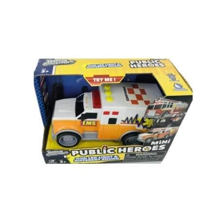 Машина Shantou Gepai B1853656 со световыми и звуковыми эффектами