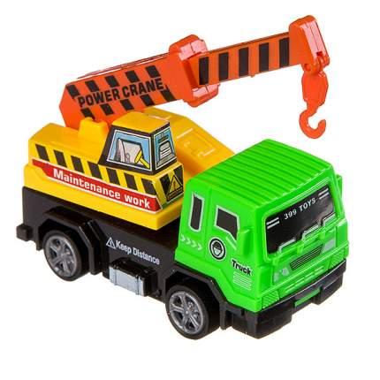 Инерционная стороительная машинка Shenzhen Toys В94343