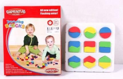 Конструктор для малышей Shenzhen Toys Sapiential children Interesting blocks