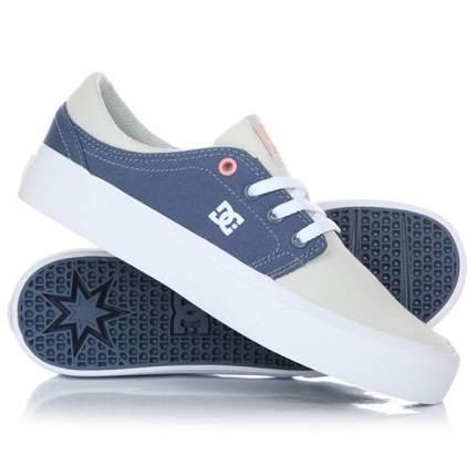 Женские кеды Trase TX DC Shoes, серый, 9 US
