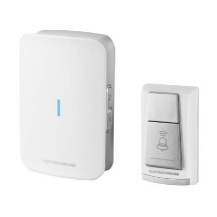 Звонок беспроводной Elektrostandard WL 36M IP44 белый DBQ19M WL 36M IP44