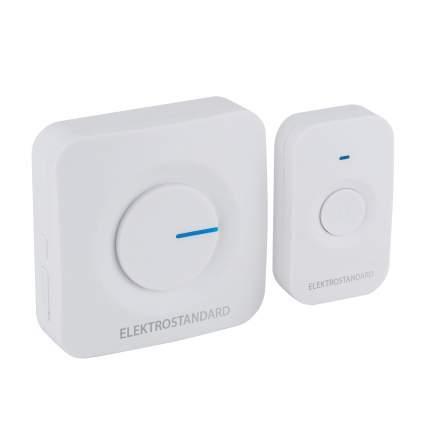 Звонок беспроводной Elektrostandard WL 52M IP44 белый DBQ23M WL 52M IP44