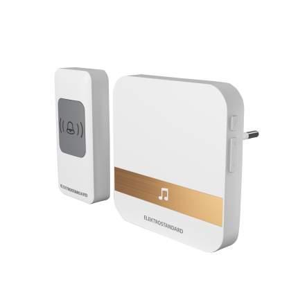 Звонок беспроводной Elektrostandard WL 52M IP44 Белый DBQ24M