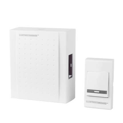 Звонок электромеханический Elektrostandard WM 1M IP44 Белый DBQ15