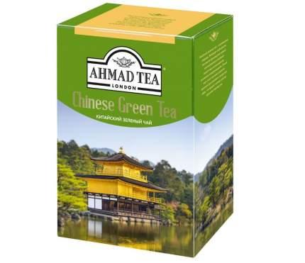 Чай Ahmad Tea китайский листовой зеленый 100 г