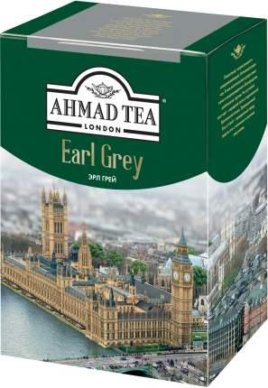 Чай Ahmad Tea эрл грей черный байховый листовой с бергамотом 90 г