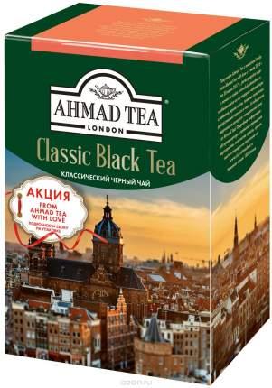 Чай Ahmad Tea классический листовой черный 100 г