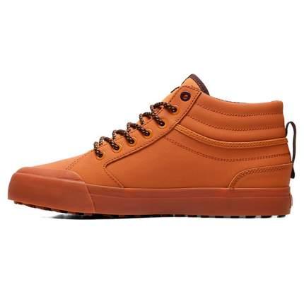 Высокие зимние кеды Evan Smith Hi WNT DC Shoes, коричневый, 10,5 US