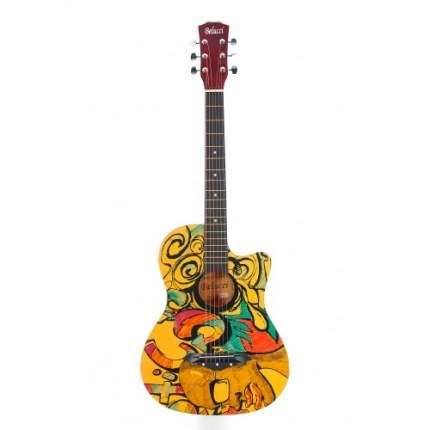 Акустическая гитара Belucci BC3840 Lone