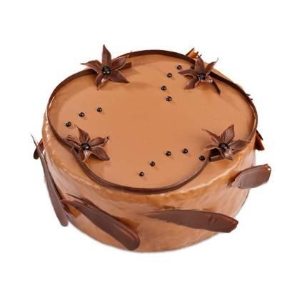 Торт тортьяна бельгийский шоколад 850 г пл/уп # тортьяна россия