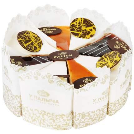 Торт у палыча птичка оригинальная ассорти песочное 700 г пл/уп # компания у палыча россия