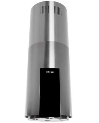 Вытяжка островная Konigin Equilibrium Glass Black