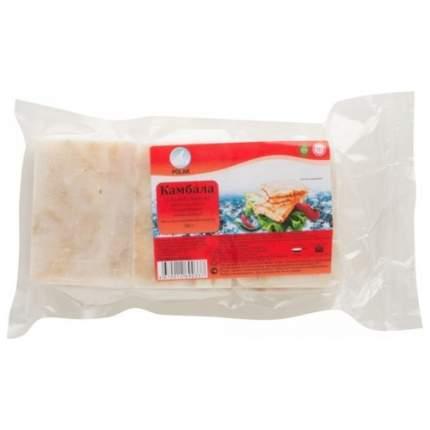Филе камбалы Полар замороженное порционное 700 г