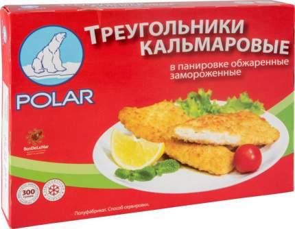 Треугольники Polar кальмаровые замороженные обжаренные в панировке 300 г