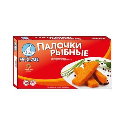 Палочки рыбные Полар замороженные панированные 250 г