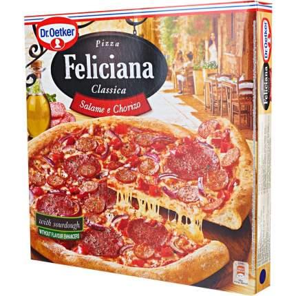 Пицца Dr.Oetker феличиана салями и чоризо 320 г