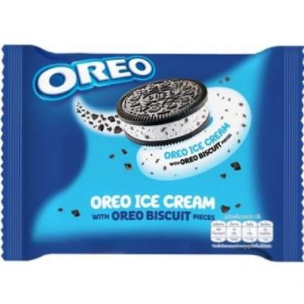 Мороженое Орео сэндвич с печеньем 130 мл