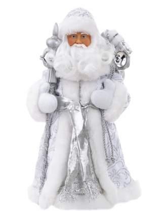 Фигурка новогодняя Феникс Present 82526 Дед Мороз в серебристом костюме