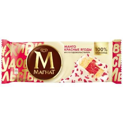 Мороженое Магнат сливочное эскимо манго-красные ягоды 74 г
