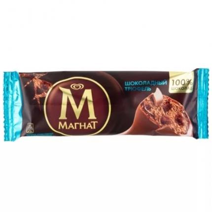 Мороженое Магнат эскимо сливочное шоколадный трюфель 72 г