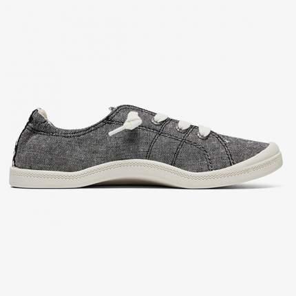 Кеды женские Roxy Bayshore Iii Shoe Blk Black ARJS600418, 9 US