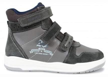 Ортопедические ботинки Sursil-Ortho 65-152_6 для мальчиков серый