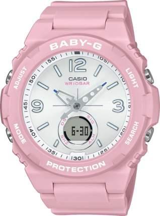 Наручные часы кварцевые женские Casio BGA-260SC